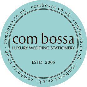 Com Bossa Luxury Wedding Invitations