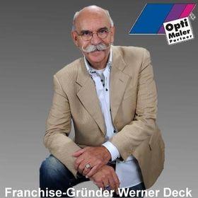 Werner Deck • Opti-Maler-Partner