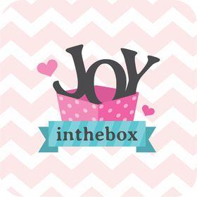 Joy in the box - Agatha Moraes