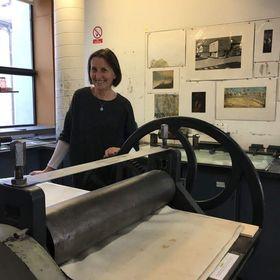 Ann Kavanagh Artist Printmaker