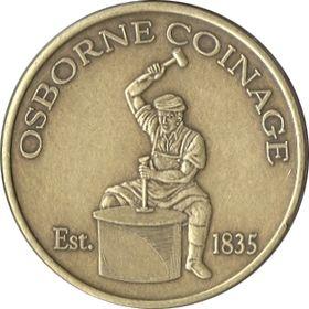 1 oz Copper Round 1877 INDIAN HEAD CENT Obverse  #5