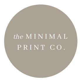 Minimal Print Co. | Christian Wall Art