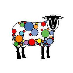 Polka Dot Sheep