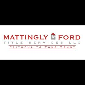 Mattingly Ford Title Services