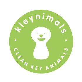 Kleynimals Clean Key Animals Arctic Friends Stainless Steel Rattle