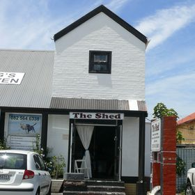 The Shed  Somerset West