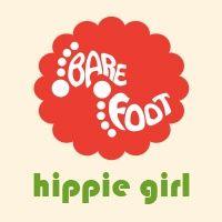 Barefoot Hippie Girl