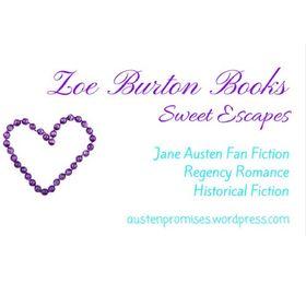 Zoe Burton Books