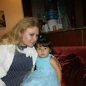 lyubov shadmanova