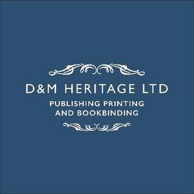 D&M Heritage: Book Publisher, Designer and Printer