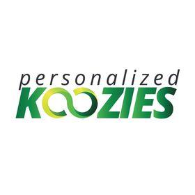Personalized Koozies