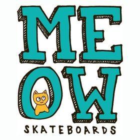 c1c162a2d68 Meow Skateboards (meowskateboards) on Pinterest