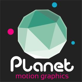 Planet Motion Graphics