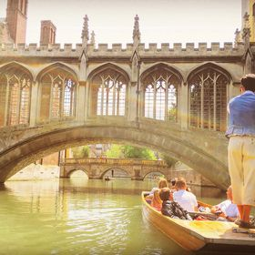 Rutherfords Punting Cambridge