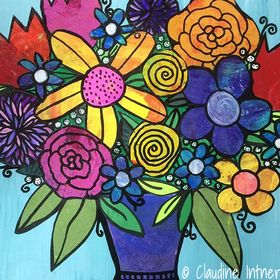 Claudine Intner - Artist