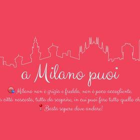 A Milano Puoi