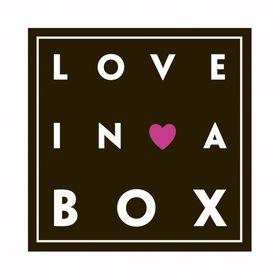 Love in a box Chocolate