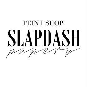 SlapDash Papery- Printable art