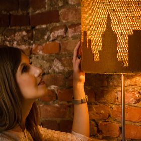ELfamma - table lamps, ceiling lamps and crochet lamp shades
