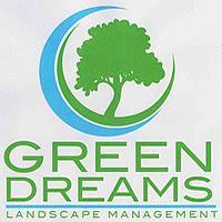 Green Dreams Landscape