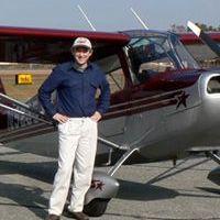 Steven Howland Diecast Airplane