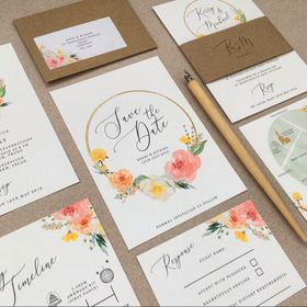 Laura Likes Wedding Stationery