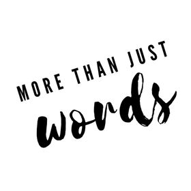 More Than Just Words | Money, Lifestyle, and Planner Printables