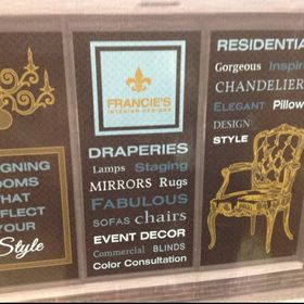 Francie's Traditional Designs