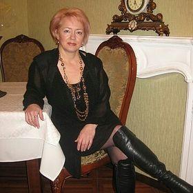 Марина Ивинская
