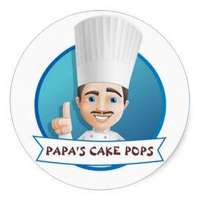 PAPA'S CAKE POPS