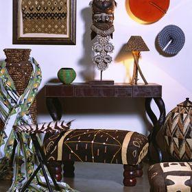 Cultures International African Art Home Decor