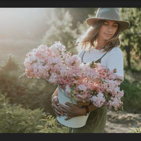 Flowers and Jules