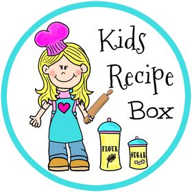 Kids Recipe Box