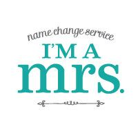 I'm a Mrs. Name Change Service