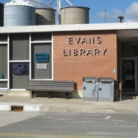 Evans Public Library Evanspubliclib On Pinterest