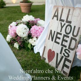 Nient'altro che noi wedding planners