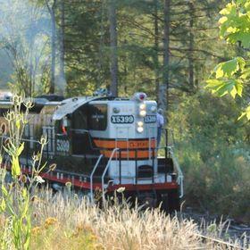Santiam Excursion Trains