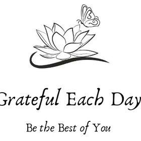 Grateful Each Day