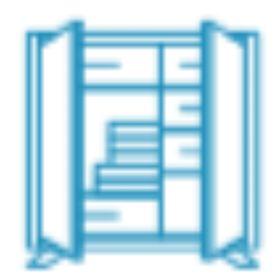 Caja con Compartimentos para cosm/éticos mDesign Organizador de Maquillaje para el Lavabo o el Armario Transparente y Dorado Rojizo Caja organizadora de Maquillaje de pl/ástico con 3 divisiones