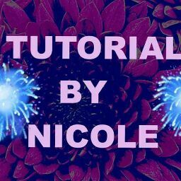 Tutorials BY NICOLE