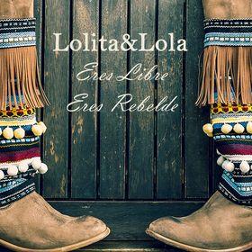 Lolita&Lola cubrebotas boho complementos bolsos