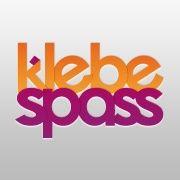 Klebe Spass