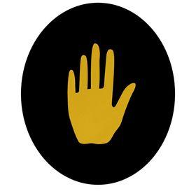 Golden Palm Design