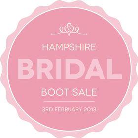 Bridal Boot Sale