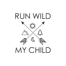 Run Wild My Child - getting kids outside and into nature