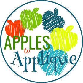 Amber Hock | Apples to Applique