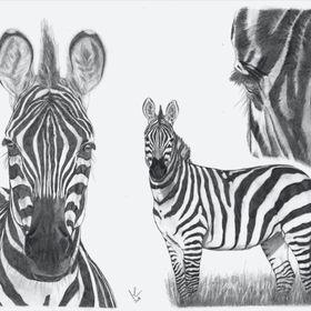 Mirjam - Drawings/Zeichnungen/Disegni