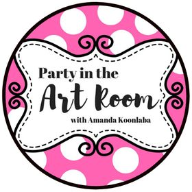 Party in the Art Room | Amanda Koonlaba | TpT