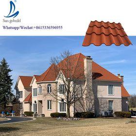 Sangobuild Roofing Materials