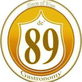 89 Gastronomy